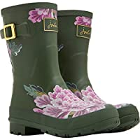Joules Molly Welly (Grape Leaf)