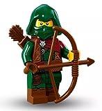 Lego Minifiguren Serie 16 - WALD-SCHURKE Minifigur In säcken) 71013