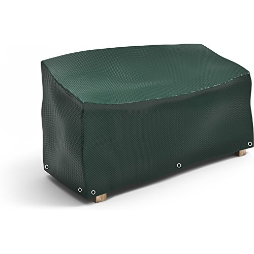 Schutzhülle für Gartenbank - grün - 160x75x78 cm