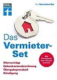 Das Vermieter-Set - Mietverträge, Nebenkostenabrrechnung, Übergabeprotokoll,...