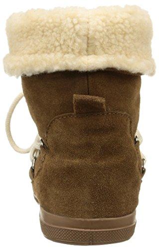 Bensimon Mountain, Chaussures Hautes femme Marron (Camel 126)