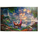 Wood jigsaw puzzle 1000 pieces for adults nature Intellectual toys Romantic boundless love