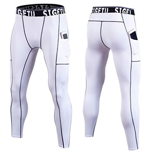 FELZ Leggins Hombre Fitness Pantalones Fitness Hombre