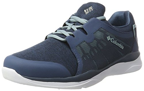 Columbia ATS Trail Lf92 Outdry, Chaussures Multisport Outdoor Femme, Titanium MHW/White