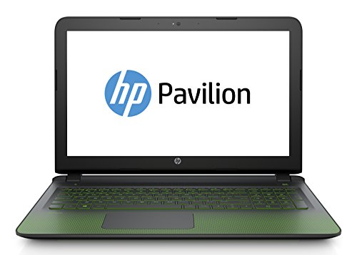 HP Pavilion Gaming 15-ak112nl Notebook, Display FHD 15.6