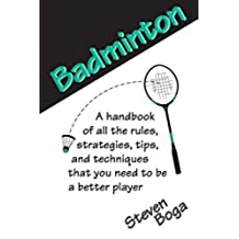 Backyard Games: Badminton (English Edition)
