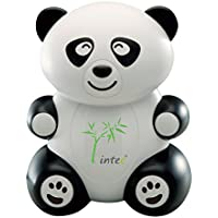 Preisvergleich für Intec Panda Inhaliergerät Inhalator Aerosol Therapie Vernebler Inhalation Kompressor