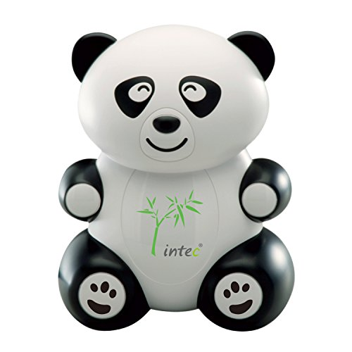 Intec Panda Inhaliergerät Inhalator Aerosol Therapie Vernebler Inhalation Kompressor