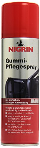 Nigrin 74056 Gummi-Pflegespray 300 ml