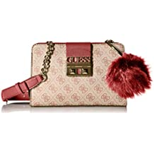 f2089a890893d Guess - Petit sac bandoulière Logo Luxe (hwsg71 02140) taille ...