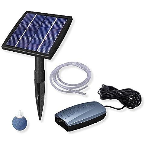 PowerBee - Oxigenador solar (para estanques pequeños y medianos)
