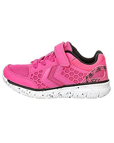 Hummel Crosslite Jr Sneaker Pink Glo *