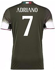 2016-17 AC Milan Third Shirt (Adriano 7)