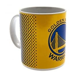Forever Collectibles NBA Golden State Warriors Fade Mug
