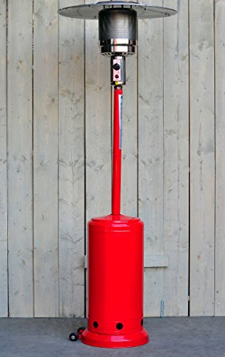 Sunred Gas Heizung, Rot, 221 cm - 2