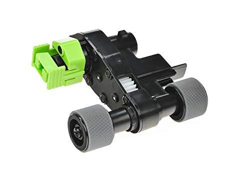Lexmark 40X8443 Multifuncional Rodillo pieza de repuesto de equipo de impresión - Piezas de repuesto de equipos de impresión (Lexmark, Multifuncional, MX410de, MX310dn, XM3150, MX611de, MX511de, MX510de, MX611dhe, MX511dhe, XM1140, MX511dte, XM1145,..., Rodillo, Negro, Verde)