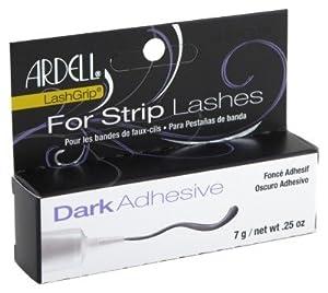 Ardell Lashgrip Adhesive Dark 0.25oz Tube (Black Package)