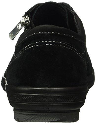 Legero Damen Tanaro 700818 Sneakers Schwarz (SCHWARZ 00)