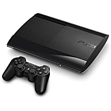 Sony PlayStation 3 Console 500 GB Super Slim [Edizione: Regno Unito]