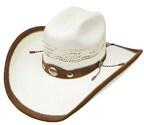 modestone-straw-cappello-cowboy-genuine-cow-leather-hair-on-trim-hatband-white