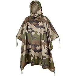 Mil-Tec impermeable Poncho Ripstop CCE