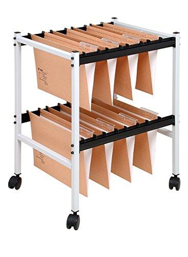carro para carpetas colgantes medida folio (80) - Sistemas David