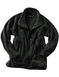 Northland Professional chaqueta infantil de forro polar Forro polar Child Jacket, otoño/invierno, infantil, color Negro - negro, tamaño 12 años (152 cm)