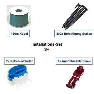 genisys Installation Set S+ Husqvarna Automower 3** G3 Kabel Haken Verbinder Paket Kit