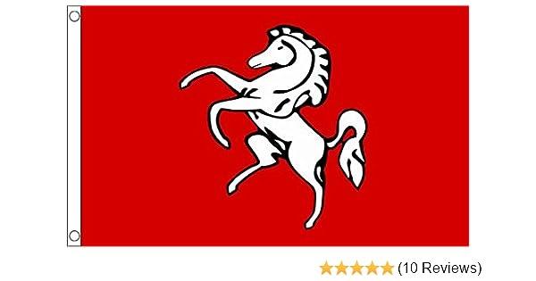 KENT county 5ft x 3ft Flag