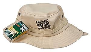 Backyard Safari - Sombrero de Safari (Juratoys 0T2470706TL)