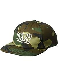 Amazon.it  OBEY - Cappellini da baseball   Cappelli e cappellini ... cc4f76cf32c2