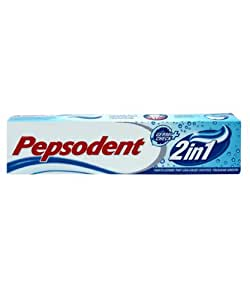 Pepsodent 2 in 1 Toothpaste 80gm