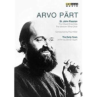 THE EARLY YEARS - ARVO P?RT