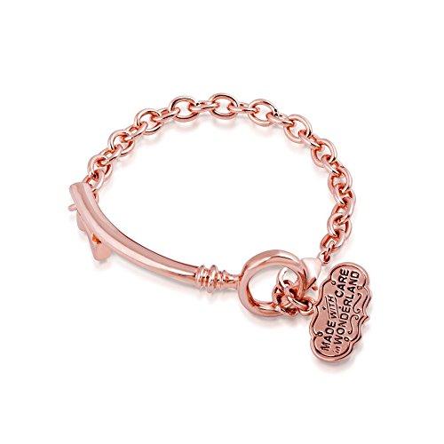 disney-couture-de-alicia-en-el-pais-de-las-maravillas-de-oro-rosa-y-plata-pulsera-clave-de-curvas