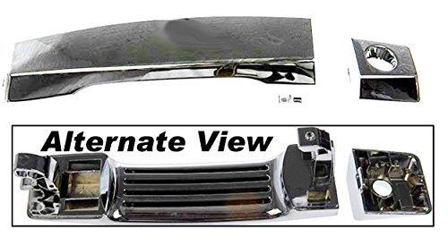 apdty-92682-exterior-door-handle-w-keyhole-fits-front-left-2004-2015-nissan-titan-2007-2010-nissan-a