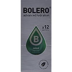 Bolero Classic Mint - Paquete de 12 x 9 gr - Total: 108 gr
