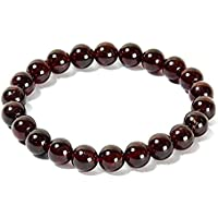 Natural & Books: Armband Granat extra–Perlen 6mm–Natursteine–Heilstein: auto-dépassement, Selbstvertrauen... preisvergleich bei billige-tabletten.eu