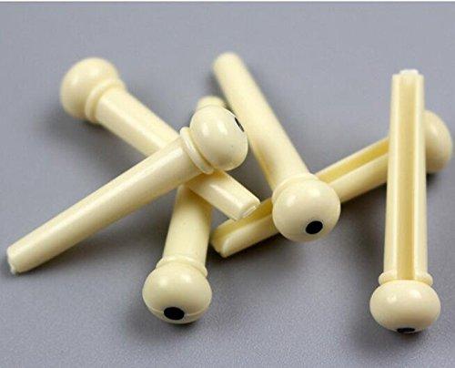 etgtektm-2packs-plastic-bridge-pins-fur-akustikgitarre-creme-mit-schwarzem-punkt-pack-von-6