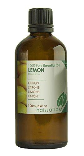 Naissance Limón - Aceite Esencial 100%Puro - 100ml