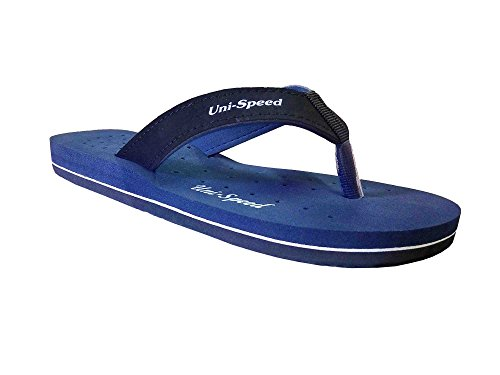 9313284556859d 37% OFF on Unispeed Women s Foot Relief + Ortho Cure EVA Navy Flip-Flops on  Amazon
