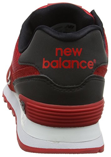 New Balance Herren Ml574cna Sneaker Rot (Red)