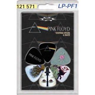 Perri's LP-PF1 Confezione 6 Pink Floyd