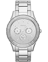 DKNY End of Season Analog Silver Dial Women's Watch - NY2117