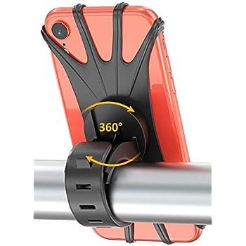 bovon velo bovon support t 233 l 233 phone v 233 lo universel support v 233 lo du guidon silicone avec 360 176 rotation