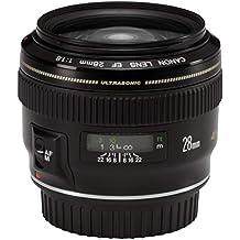 Canon 2510A010AA EF 28 mm f/1.8 USM Taille du Filtre 58 mm (reconditionné)