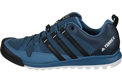 Adidas Terrex Solo Chaussure - SS17 Bleu