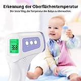 Fieberthermometer Stirnth... Ansicht