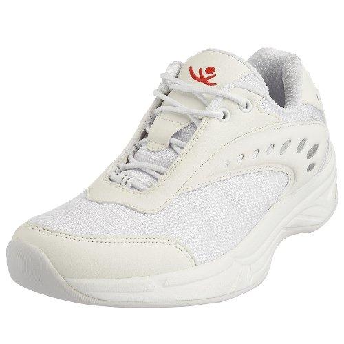 Chung-shi, Damen Komfort-Sneaker Weiß