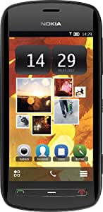 Nokia 808 PureView Smartphone 16GB (10,2 cm (4 Zoll) Touchscreen, 41 MP Kamera, Symbian Belle OS) schwarz