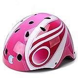 Kid Child Roller Skating Bike Helmet for Bicycle Helmet Protection Safety Pink 56-58CM